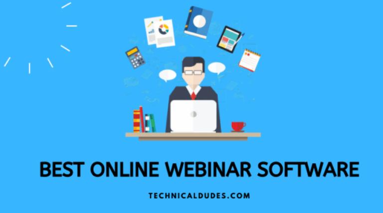 best online webinar software 2020