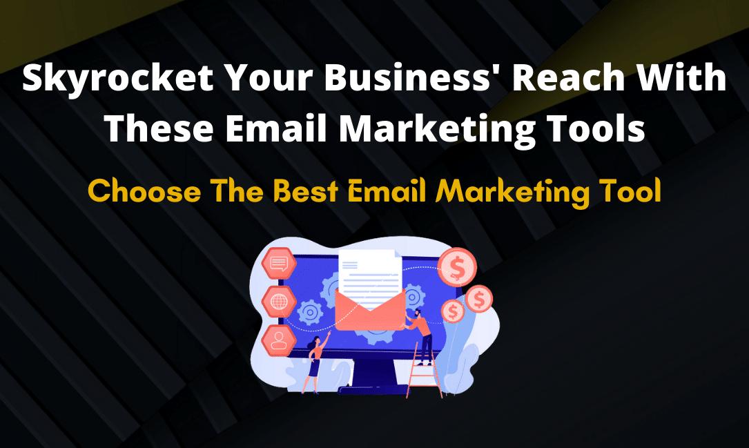 best email marketing softwares